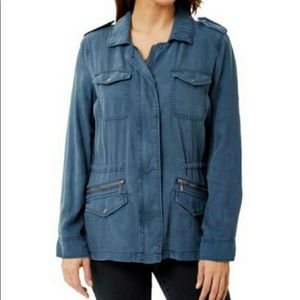 Nwt Max jeans | blue mirage safari jacket
